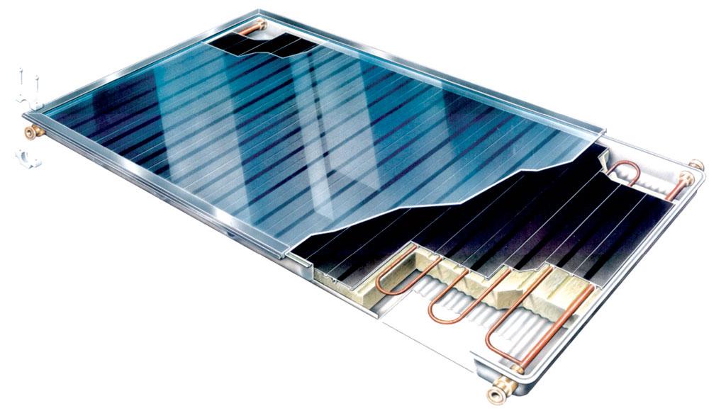 Thermo Solar Panel